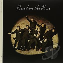 McCartney, Paul / Mccartney, Paul And Wings - Band on the Run LP Cover Art