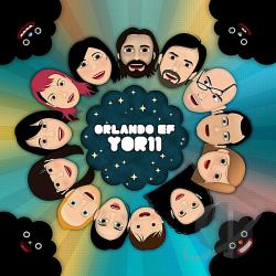 Ef, Orlando - Yor11 CD Cover Art