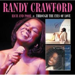 Crawford, Randy - Rich and Poor/Through the Eyes of Love CD Cover Art