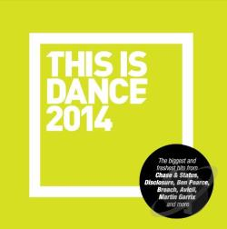 This Is Dance 2014 CD Cover Art