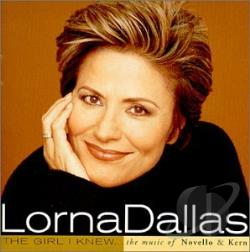 Dallas, Lorna - Girl I Knew: The Music of Novello & Kern CD Cover Art