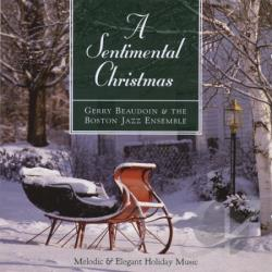 Boston Jazz Ensemble - In a Sentimental Mood CD Cover Art