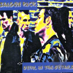 Saigon Kick - Devil in the Details CD Cover Art