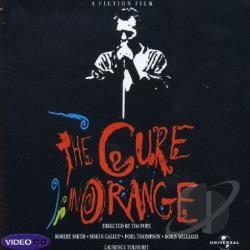 Cure - In Orange DVD Cover Art