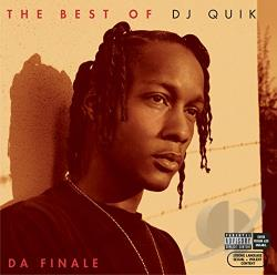 DJ Quik - Best of DJ Quik: Da Finale CD Cover Art