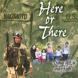 Nakamoto, Robert S. - Here or There CD Cover Art