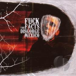 Fuck The Facts - Disgorge Mexico CD Cover Art