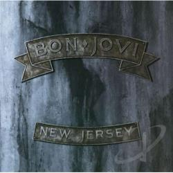 Bon Jovi - New Jersey CD Cover Art