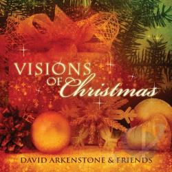 Arkenstone, David - Visions of Christmas CD Cover Art