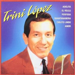 Lopez, Trini - Singles Collection CD Cover Art