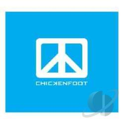 Chickenfoot - Chickenfoot III CD Cover Art