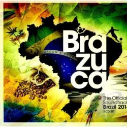 Brazuca: The Official Soundt CD Cover Art