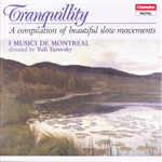 Tranquility - Tranquillity CD Cover Art