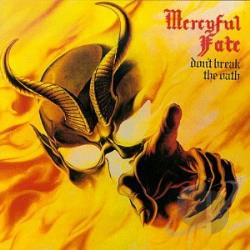Mercyful Fate - Don't Break the Oath CD Cover Art