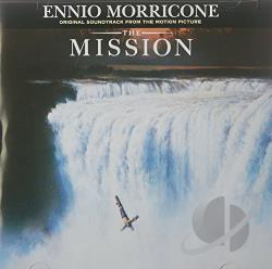 Morricone, Ennio - Mission CD Cover Art