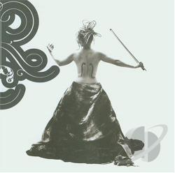 Carter, Regina - Regina Carter CD Cover Art