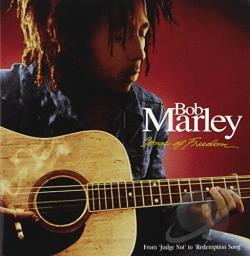 Marley, Bob & The Wailers - Songs of Freedom CD Cover Art