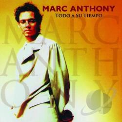 Anthony, Marc - Todo a Su Tiempo CD Cover Art