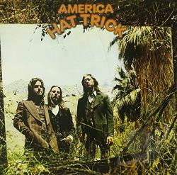 America - Hat Trick CD Cover Art