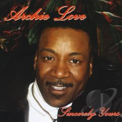 Love, Archie - Sincerely Yours CD Cover Art