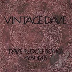 Rudolf, Dave - Vintage Dave CD Cover Art