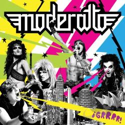 Moderatto - GRRRR! CD Cover Art