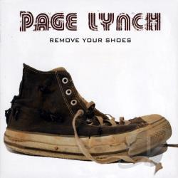 Page Lynch - Remove Your Shoes CD Cover Art