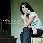 Mattea, Kathy - Right Out Of Nowhere DB Cover Art