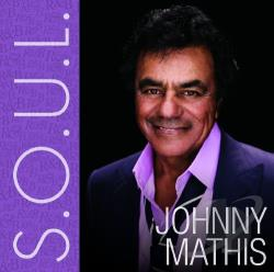Mathis, Johnny - S.O.U.L. CD Cover Art