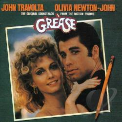 Grease CD Cover Art