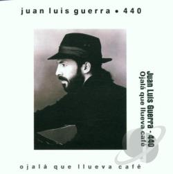 Guerra, Juan Luis - Ojala Que Llueva Cafe CD Cover Art