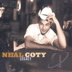 Coty, Neal - Legacy CD Cover Art