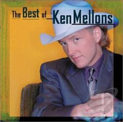 Mellons, Ken - Best of Ken Mellons CD Cover Art