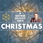 Shea, George Beverly - George Beverly Shea Christmas CD Cover Art