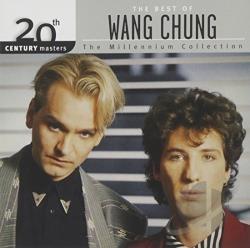Wang Chung - 20th Century Masters - The Millennium Collection: The Best of Wang Chung CD Cover Art