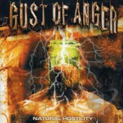 Gust of Anger - Natural Hostility CD Cover Art