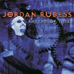 Rudess, Jordan - Rhythm of Time CD Cover Art