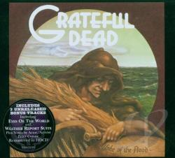 Grateful Dead - Wake of the Flood CD Cover Art