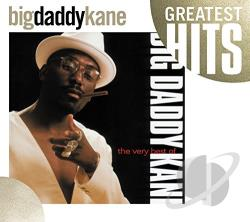 Kane, Big Daddy - Very Best of Big Daddy Kane CD Cover Art