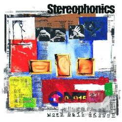 Stereophonics - Word Gets Around CD Cover Art