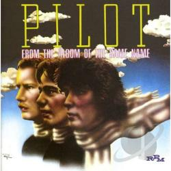 Pilot - Magic CD Cover Art