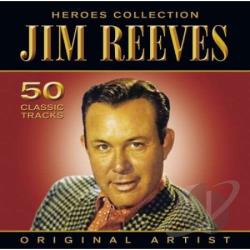 Reeves, Jim - Heroes Collection CD Cover Art