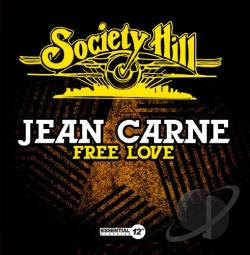 Carne, Jean - Free Love DB Cover Art