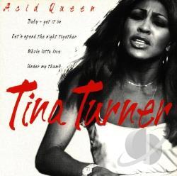 Tina Turner Acid Queen Cd Album