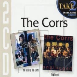 Corrs - Best Of/Unplugged CD Cover Art