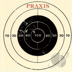 Praxis - Subharmonic CD Cover Art