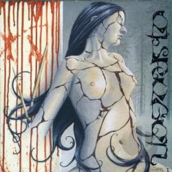 Eisregen - Wundwasser CD Cover Art
