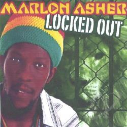 Asher, Marlon - Locked Out CD Cover Art