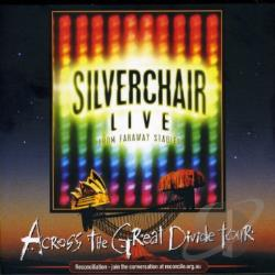 Silverchair - Live from Faraway Stables: Across the Great Divide Tour CD Cover Art