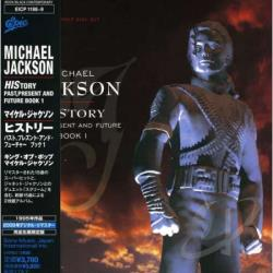 Jackson, Michael - HIStory: Past, Present and Future, Book I CD Cover Art